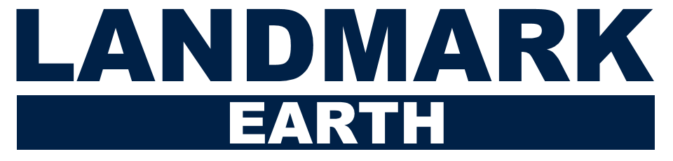 Landmark Earth Logo